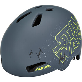Alpina Hackney Disney Kypärä Lapset, Star Wars black